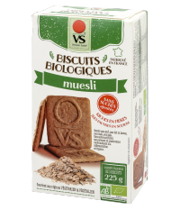 Biscuits Müesli