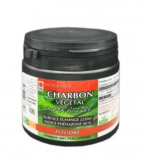 Carbo'activ Charbon Poudre