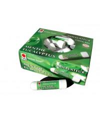 Inhalateur Menthe Eucalyptus
